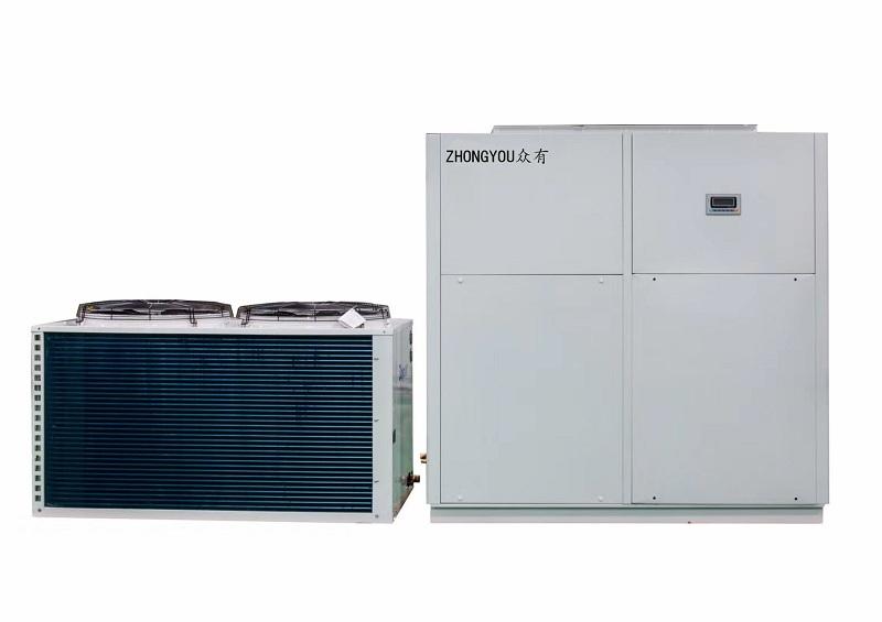 实验室专用低温和低湿型恒温恒湿机